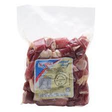 Carne Seca Jerked Beef de Lagarto em Cubos