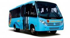 Micro-ônibus Pia Saude