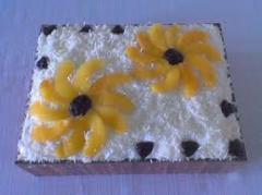 Torta Ameixa e Coco
