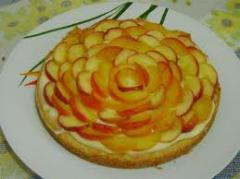 Torta especial de maçã
