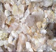 Pedras Restos de martelaçao