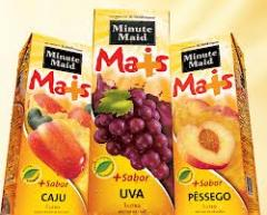 Minute Maid Mais Uva Light