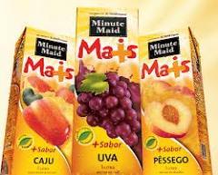 Minute Maid Mais Uva Light
