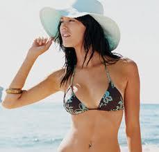 Chapeu de praia