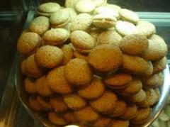 Biscoito de amendoa