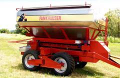 Distribuidor de Fertilizantes Linha F-10000