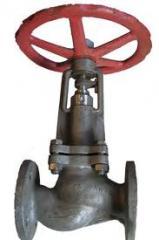 Válvulas e torneiras fundidas de titânio