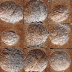 Pastilhado de Coco 30x30 mm