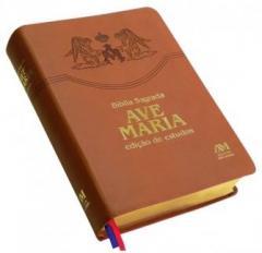 Bíblia Ave-Maria - edição de estudos