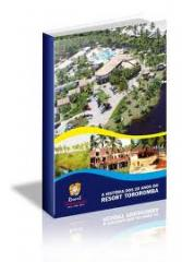 Livro A história dos 20 anos do Resort Tororomba
