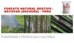 Fosfato natural reativo –Bayóvar