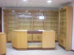 Mobiliario de madeira
