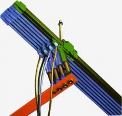 Barramentos Elétricos Blindados P-10