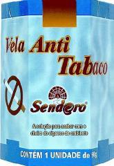 Vela Anti Tabaco