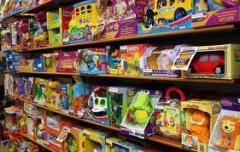 Produtos infantis e brinquedos