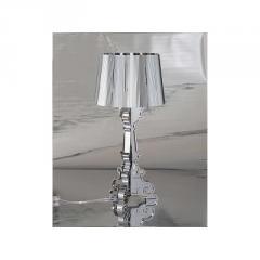 Luminária Bourgie 120v cromada