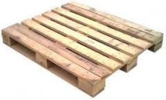 Palletes de madeira