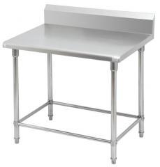 Mesa de Trabalho (Inox Reforçado) - MS.1.120