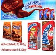 Achocolatado Maratinho