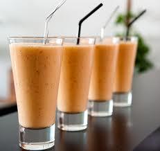 Bebidas de frutas