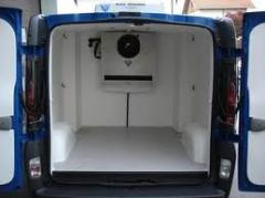 Carro frigoríficos