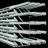 Poste de Concreto Duplo T - Rede de Distribuição -