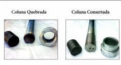 Colunas para injetoras