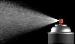 Graxas em spray