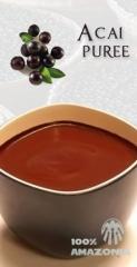 Organic Acai Puree 15% - Acidified