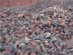 Minério de ferro sinter feed