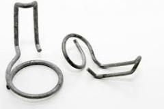 Produção de molas e artefatos em arames