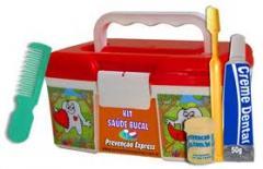 Kits de saúde bucal