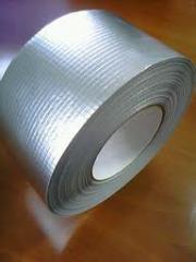 Scotch-alumínio reforçada