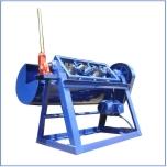 Maquina para cortar e endireitar ferro
