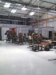 Cabine Acústica Industrial