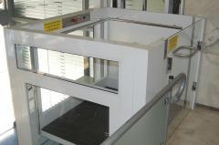 Plataforma Elevatória Vertical para Acessibilidade