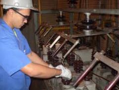 Prestaçao de serviços e venda de materiais eletrico industrial
