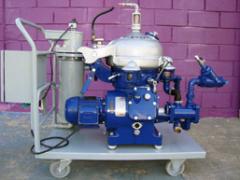 Sistemas para tratamento de óleo composto