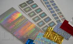 Etiqueta Adesivas Holográficas