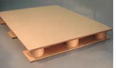 Fabricante de palete de papelão.