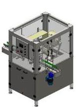 Maquina TEKPACK para aplicação de SELO PLASTICO no
