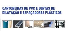 RS PVC® CANTONEIRAS PERFIL GUARDA VIVOS
