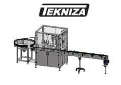 Pharmaceutical filling machines