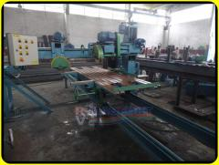 Machines for cutting marble, granite