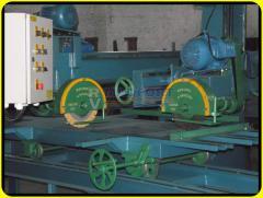 Maquinas para tratamento de borda direita e com perfil