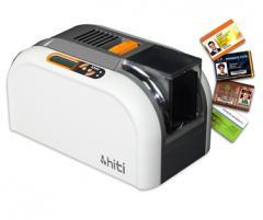 Impressora de Crachás e Cartão de Identificação Em