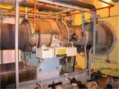 Turbo gerador 15.150 kva