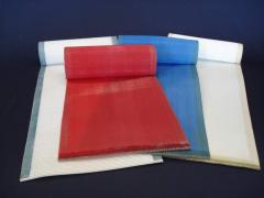 Fabrics for conveyor belts