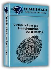 O software de controle de PONTO Biométrico é a solução ideal para o controle de frequência dos funcionários