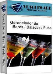 Sistema para Bares, Baladas, Pubs, Restaurantes, Lanchonetes e similares
